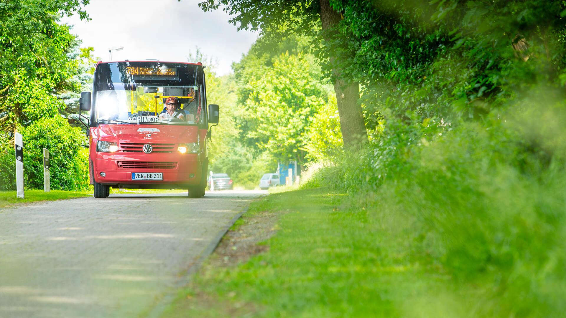 Bürgerbus Hintergrund