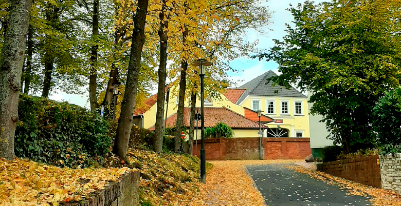 Herbst in Achim